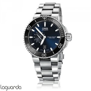 Oris Aquis 01 743 7673 4135 MB Small Second Date