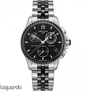 Certina C030.250.11.056.00 DS First Lady Chrono Moon Phase