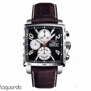Certina C001.514.16.057.00 DS Podium Square Chrono Automatic