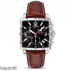 Certina C001.517.16.057.01 DS Podium Shape Chronograph