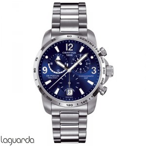 Certina C001.639.11.047.00 DS Podium Big Size Chrono GMT
