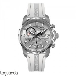 Certina C001.639.97.037.00 DS Podium Chrono GMT Aluminium