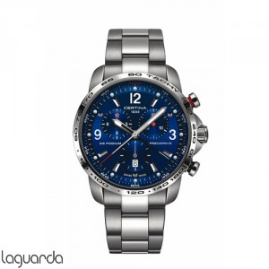 Certina DS Podium Big Size Chrono 1/100 C001.647.11.047.00