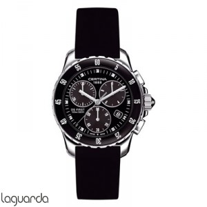 Certina C014.217.17.051.00 DS First Lady Chrono Ceramic