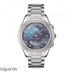 Tissot T075.220.11.101.01 T-Touch Lady Solar