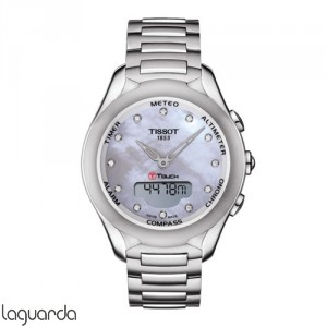 Tissot T075.220.11.106.00 T-Touch Lady Solar