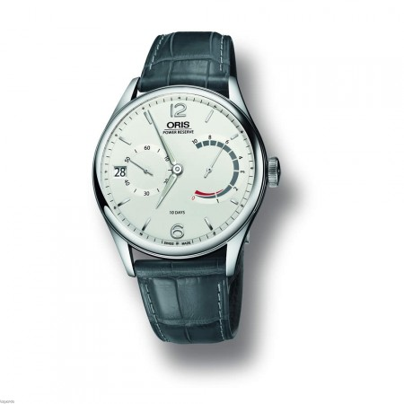 Oris 01 111 7700 4031 1 23 71 FC Artelier Calibre 111 Watch