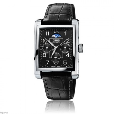 Reloj Oris 01 582 7658 4034 LS Rectangular Complication