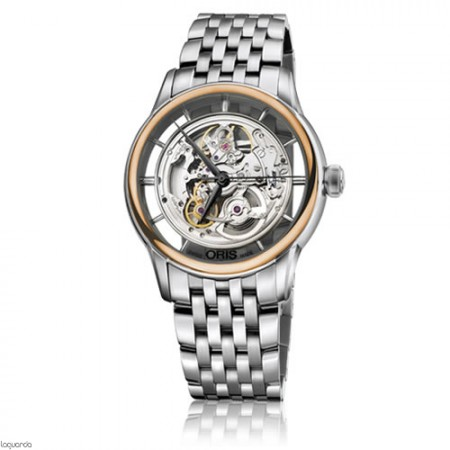 Reloj Oris Skeleton Translucent 01 734 7684 6351 MB