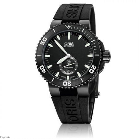 Reloj Oris Aquis Small Second Date 01 739 7674 7754 RS