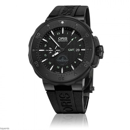 Reloj Oris Force Recon 01 747 7715 7754-Set GMT Date