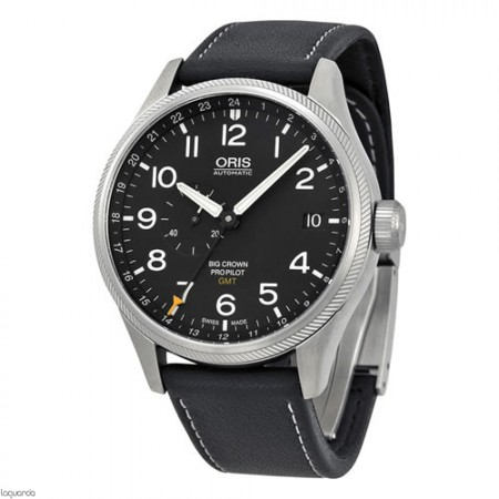 Reloj Oris Big Crown 01 748 7710 4164 LS GMT