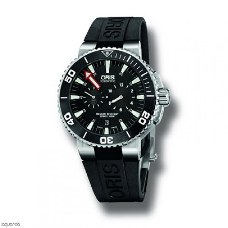 "Reloj Oris Aquis Regulateur ""Der Meistertaucher""  01 749 7677 7154 Set"