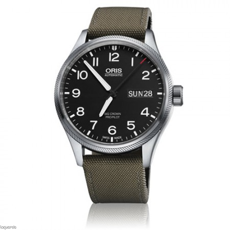 Reloj Oris Big Crown 01 752 7698 4164-07 5 22 14FC ProPilot Day/Date