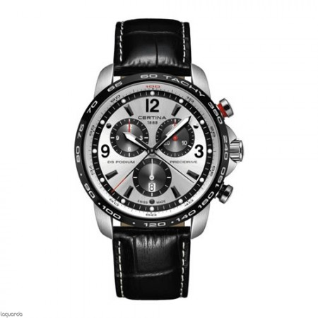 C001.647.16.037.00 Certina PRECIDRIVE DS Podium Big Chrono
