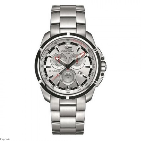 Reloj Certina DS Furious Gent Quartz Chrono C011.417.21.037.00