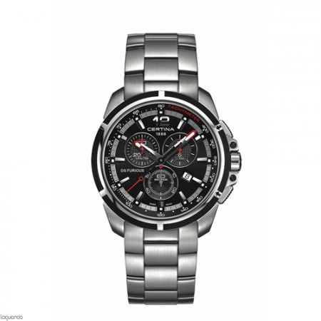 Reloj Certina DS Furious Gent Quartz Chrono C011.417.21.057.00