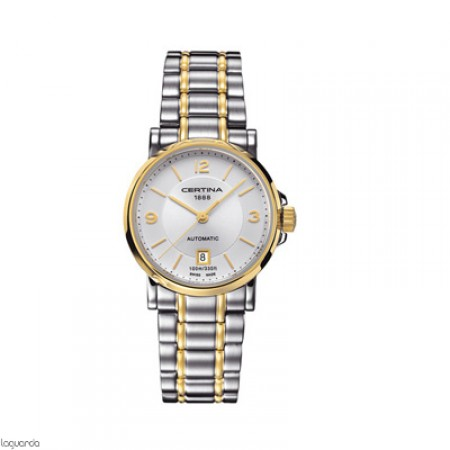 C017.210.22.037.00 Certina DS Caimano Lady Automatic Laguarda Joiers.com