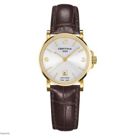 Reloj Certina DS Caimano Lady C017.210.36.037.00
