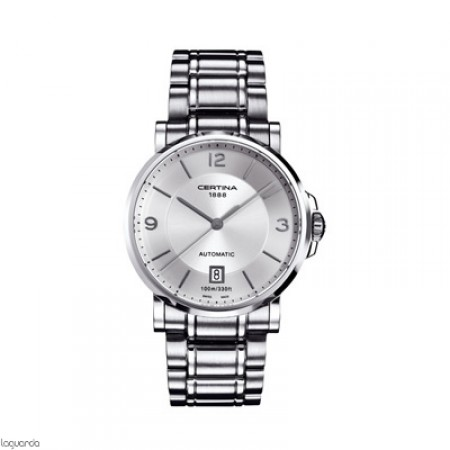 C017.407.11.037.00 Certina DS Caimano Gent Automatic Laguarda Joiers.com