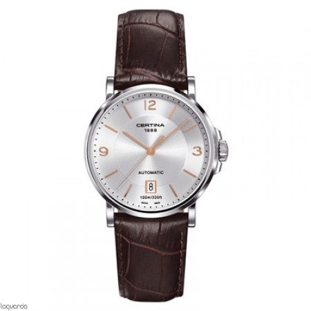 C017.407.16.037.01 Certina DS Caimano Gent Automatic Laguarda Joiers.com