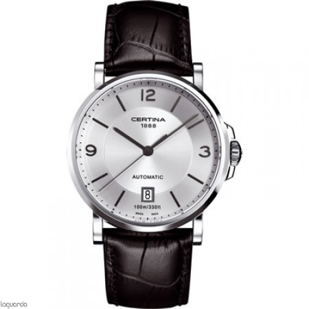 C017.407.16.037.00 Certina DS Caimano Gent Automatic Laguarda Joiers.com