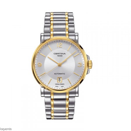 C017.407.22.037.00 Certina DS Caimano Gent Automatic Laguarda Joiers.com