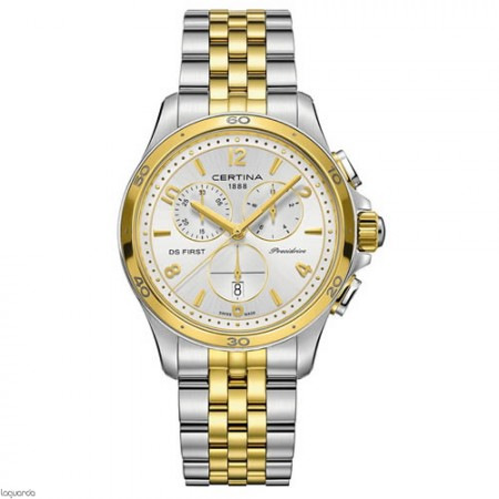 Reloj Certina DS First Lady Chrono Ceramic C030.217.22.037.00