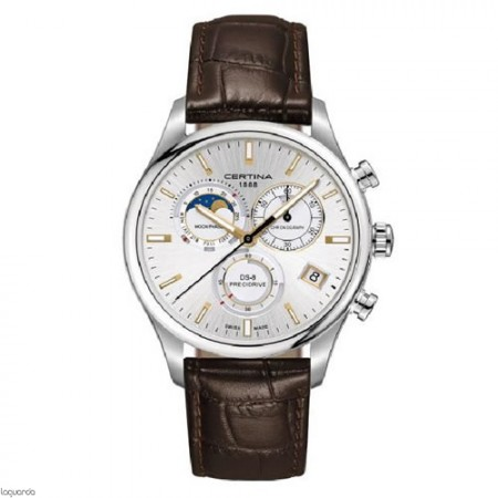Reloj Cetina DS 8 Gent Chrono Moon Phase C033.450.16.031.00