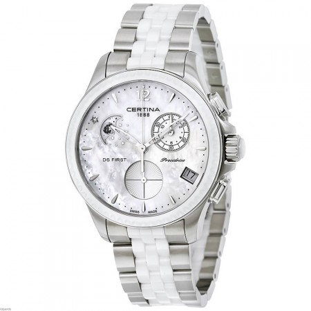 Certina C030.250.11.106.00 DS First Lady Chrono Moon Phase
