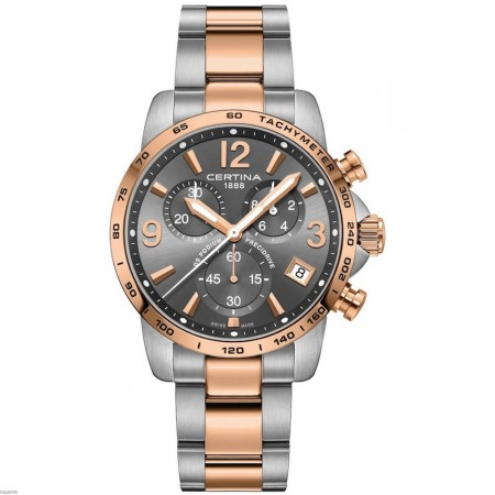 Certina DS Podium Chrono 1/10  SEC C034.417.22.087.00
