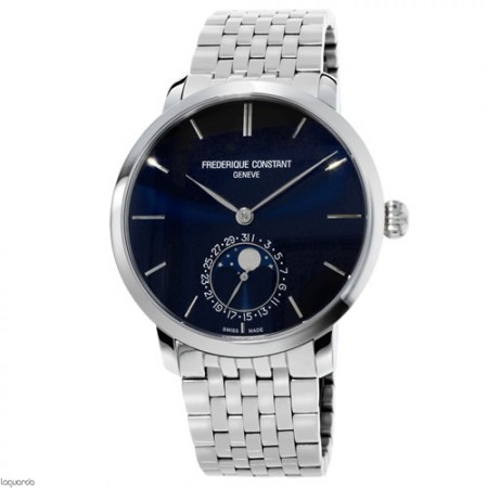 Reloj Frederique Constant FC-705N4S6B Manufacture Slimline Moonphase