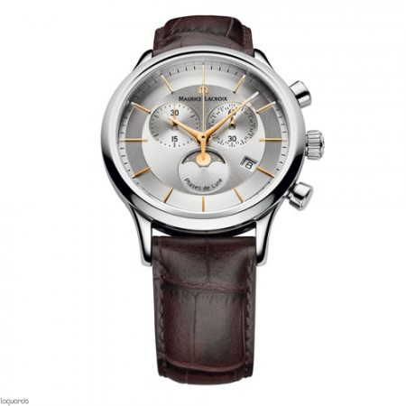 Reloj Maurice Lacroix Chrono Phases de Lune LC1148-SS001-132