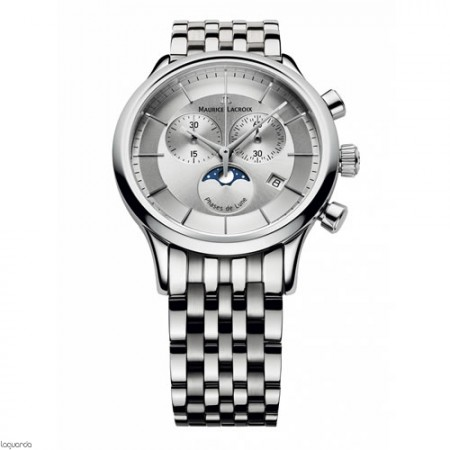 Reloj Maurice Lacroix Chrono Phases de Lune LC1148-SS002-131