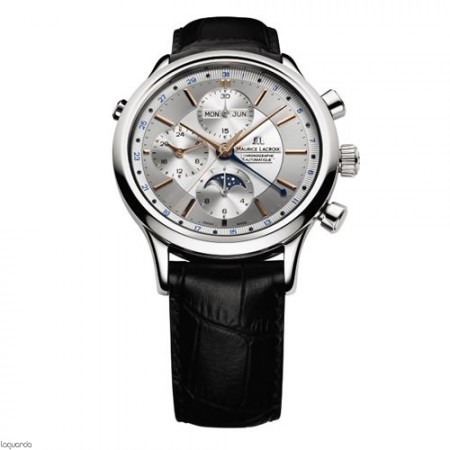 Reloj Maurice Lacroix Chrono Phases de Lune LC6078-SS001-131