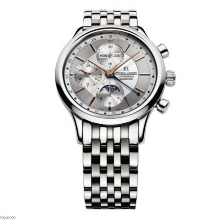 Reloj Maurice Lacroix Chrono Phases de Lune LC6078-SS002-131