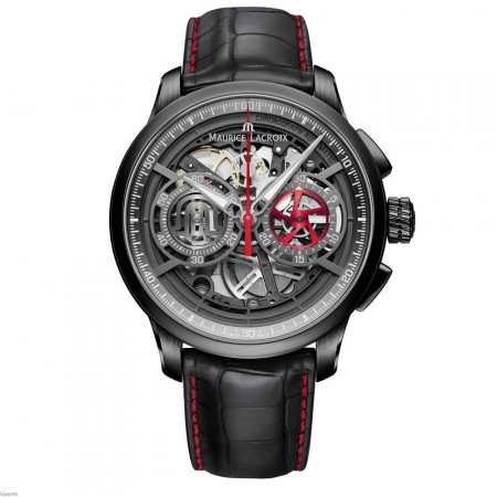 MP6028-PVB01-001-1 | Reloj Maurice Lacroix Masterpiece MP6028-PVB01-001-1 Skeleton Chronograph