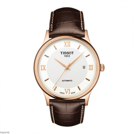 Reloj Tissot T-Gold Rose Dream Automatic T914.407.76.018.00