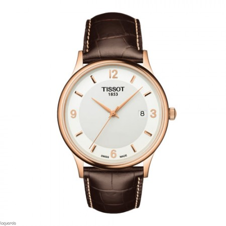 Reloj Tissot T-Gold Rose Dream Quartz T914.410.46.017.00
