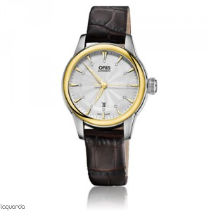 Oris 01 561 7687 4351 LS Artelier Date Diamonds