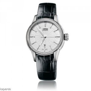 Oris 01 561 7687 4951 LS Artelier Date Diamonds
