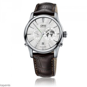 01 690 7690 4081 Oris Artelier LS Greenwich Mean Time Limited Edition
