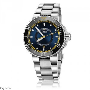 Oris Aquis 01 735 7673 4185-Set MB Great Barrier Limited Edition II