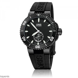 Oris Aquis Titan RS 01 739 7674 7754 Small Second Date