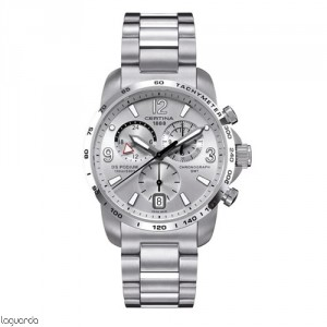 Certina DS Podium Big Size C001.639.11.037.00 Chrono GMT
