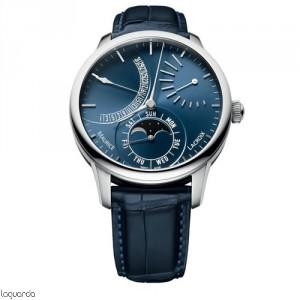 Maurice Lacroix Masterpiece MP6528-SS001-430 Automatique Lune Retrograde