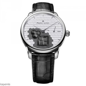 Maurice Lacroix Masterpiece MP7158-SS001-909 Roue Carree Seconde