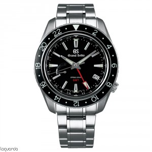 Grand Seiko Spring Drive GMT SBGE201