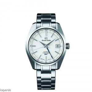 Grand Seiko Hi-Beat 36000 SBGJ211 GMT