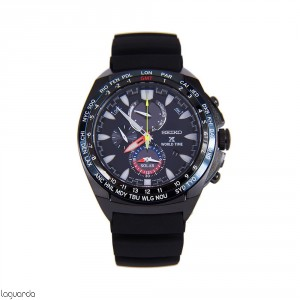 SSC551P1 Seiko Prospex Sea Chronograph Solar World Time